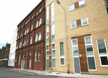 Thumbnail 1 bedroom flat for sale in 12-18 Marsh Street, Town Centre, Walsall