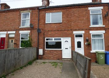 Thumbnail 3 bed terraced house for sale in Ash Vale, Tuxford, Newark, Nottinghamshire