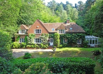 Thumbnail 4 bed detached house for sale in Stoney Bottom, Grayshott, Hindhead