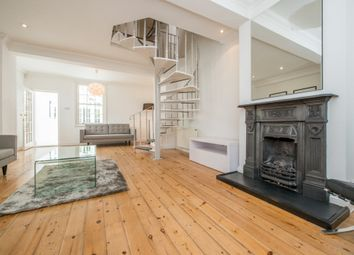 Thumbnail 2 bed semi-detached house to rent in The Moorings, Strand On The Green, London