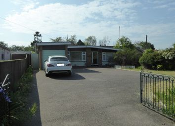 Thumbnail 2 bed detached bungalow for sale in Abbey Road, Leiston, Suffolk