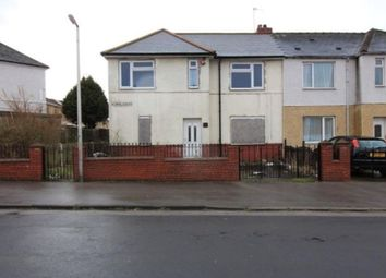 Thumbnail 2 bed end terrace house for sale in Norman Street, Thurnscoe, Rotherham