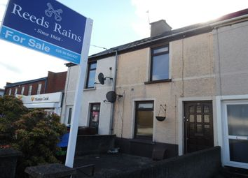 Thumbnail 2 bedroom terraced house for sale in Ballyclare Road, Newtownabbey