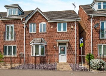 Thumbnail 3 bed end terrace house for sale in Eagle Way, Hampton Vale, Peterborough