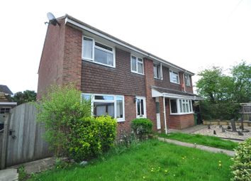 Thumbnail 3 bed semi-detached house to rent in Mull Close, Oakley, Basingstoke