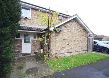 Thumbnail 3 bed end terrace house for sale in Saffron Court, Farnborough, Hampshire