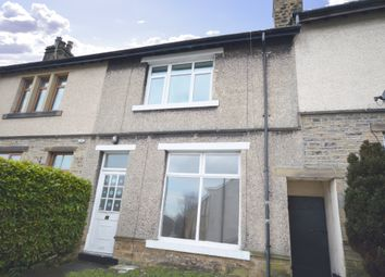 Thumbnail 2 bedroom terraced house for sale in Lowerhouses Road, Quarmby, Huddersfield