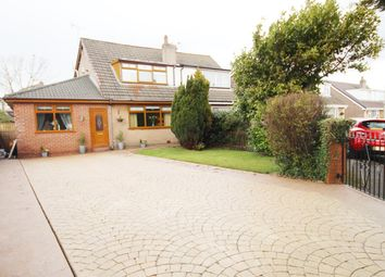 Thumbnail 3 bed semi-detached house for sale in Medway Close, Ashton-In-Makerfield, Wigan