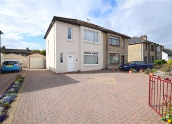 Thumbnail 3 bed semi-detached house for sale in Riddell Street, Clydebank, West Dunbartonshire