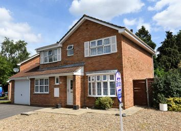 Thumbnail 4 bed detached house for sale in Langdale Close, Farnborough