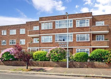 Thumbnail 3 bed flat for sale in Winchelsea Gardens, Worthing, West Sussex