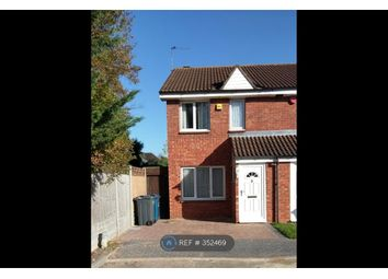 Thumbnail 2 bed end terrace house to rent in Rufford Close, Harrow