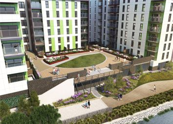 Thumbnail 2 bedroom flat for sale in Solace, Canary Quay, Carrow Road, Norwich