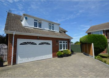 Thumbnail 4 bed detached house for sale in Bluebell Wood, Billericay