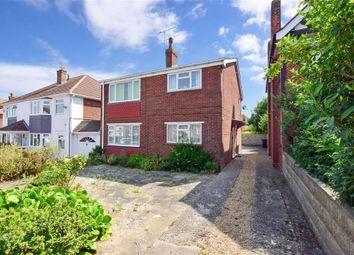 Thumbnail Flat for sale in Devonshire Gardens, Cliftonville, Margate, Kent