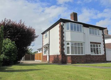 Thumbnail 3 bedroom detached house for sale in Kingsway West, Penwortham, Preston