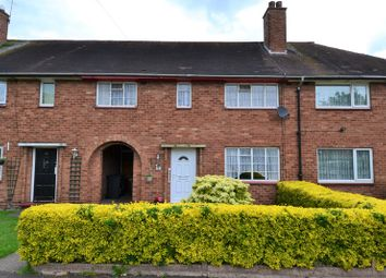 Thumbnail 3 bedroom terraced house for sale in Belton Grove, Rednal, Birmingham