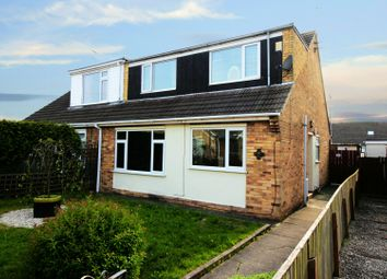 Thumbnail 3 bed semi-detached bungalow for sale in Grandale, Hull, Yorkshire, East Riding