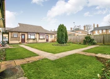 Thumbnail 1 bed semi-detached bungalow for sale in Vinery Court, Ramsey, Huntingdon