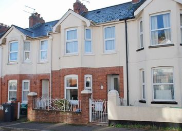 Thumbnail 2 bed terraced house for sale in Lymebourne Avenue, Sidmouth