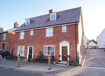 Thumbnail 3 bedroom semi-detached house for sale in High Street, Wickham Market, Woodbridge