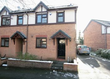 Thumbnail 2 bedroom end terrace house to rent in St. James Drive, Sale