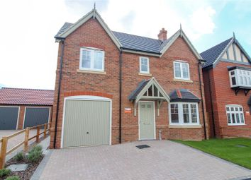 Thumbnail 4 bed detached house for sale in David Todd Way, Bardney, Lincoln, Lincolnshire