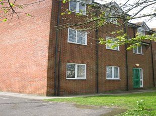 Thumbnail 1 bed flat to rent in 18 Sarum Close, Wiltshire