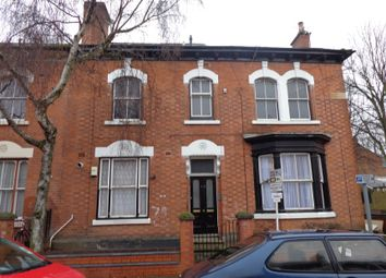 Thumbnail 1 bed flat for sale in Lincoln Street, Near London Road, Leicester