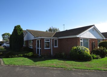 Thumbnail 3 bed detached bungalow for sale in Home Close Road, Houghton-On-The-Hill, Leicester