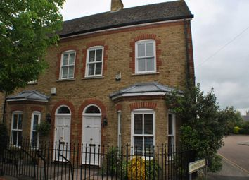 Thumbnail 3 bed end terrace house for sale in Roper Road, Canterbury