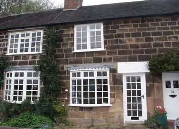 Thumbnail 2 bed cottage to rent in Rigga Lane, Duffield, Belper, Derbyshire