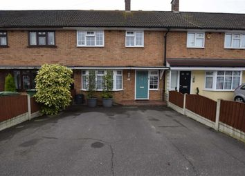 Thumbnail 3 bed terraced house for sale in Cornwell Crescent, Stanford-Le-Hope, Essex