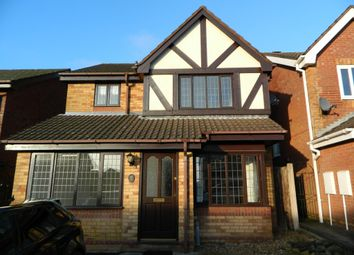 Thumbnail 3 bed detached house to rent in Hardy Close, Cheadle