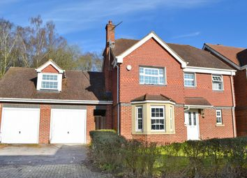 Thumbnail 6 bed detached house for sale in Pinewood Crescent, Hermitage, Thatcham