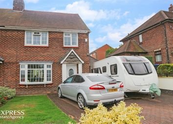 Thumbnail 3 bed semi-detached house for sale in Highfield Road East, Biddulph, Stoke-On-Trent, Staffordshire
