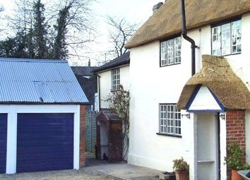 Thumbnail 1 bed semi-detached house to rent in Cattistock, Dorchester, Dorset