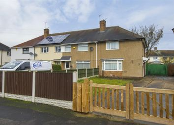 Thumbnail 3 bed end terrace house for sale in Thistledown Road, Clifton, Nottingham