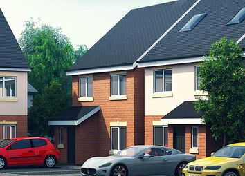 Thumbnail 3 bed detached house for sale in The Park, Gatis Street, Wolverhampton