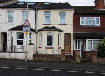 Thumbnail 3 bed terraced house for sale in Waterloo Road, Aldershot
