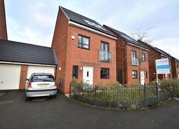 Thumbnail 4 bed semi-detached house to rent in Sandringham Gardens, Salford