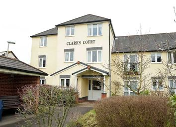Thumbnail 2 bedroom flat for sale in Clarks Court, Cullompton