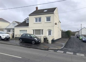 Thumbnail 5 bedroom detached house for sale in Bryntirion Road, Swansea