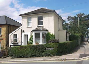 Thumbnail 4 bedroom detached house for sale in Hadley Road, New Barnet, Barnet