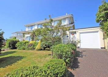 Thumbnail 4 bed detached house for sale in Coombe Drive, Cargreen, Saltash, Cornwall