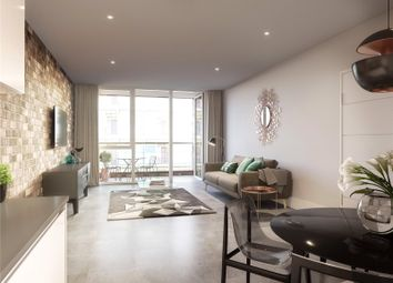 Thumbnail 2 bedroom flat for sale in Vyner Street, London