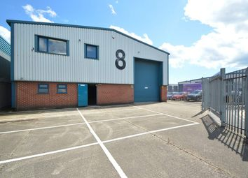 Thumbnail Warehouse to let in Unit 8, Thrush Road, Poole