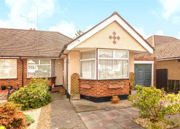 Thumbnail 3 bed semi-detached bungalow for sale in Links Way, Croxley Green, Rickmansworth, Hertfordshire