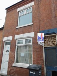 Thumbnail 4 bed terraced house to rent in Surrey Street, Leicester