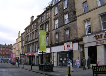 Thumbnail 3 bed flat to rent in King Street, Stirling